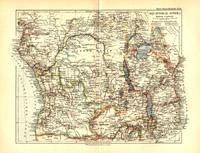 Äquatorial-Afrika, 1892